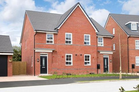 4 bedroom semi-detached house for sale - Plot 104, Oakham at J One Seven, Old Mill Road, Sandbach, SANDBACH CW11