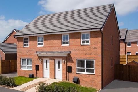 3 bedroom end of terrace house for sale - Plot 256, Maidstone at Jubilee Gardens, Norton Road, Stockton-On-Tees, STOCKTON-ON-TEES TS20