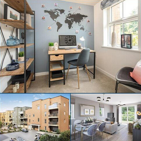 2 bedroom apartment for sale - Plot 200, Courtyard at Darwin Green, Huntingdon Road, Cambridge, CAMBRIDGE CB3