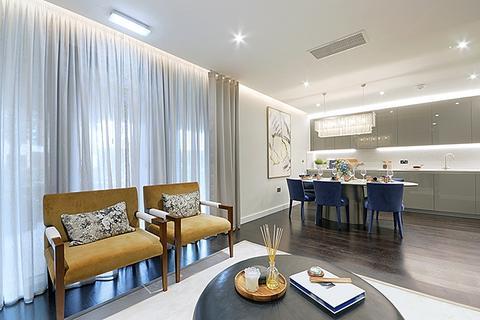2 bedroom apartment for sale - Montrose Building, Lexington Gardens, London SW8