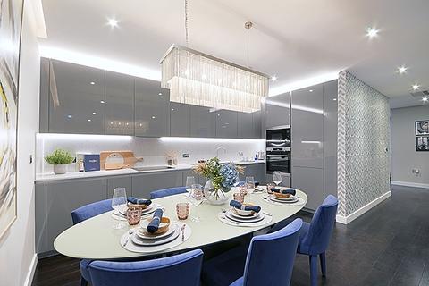 2 bedroom apartment - Montrose Building, Lexington Gardens, London SW8