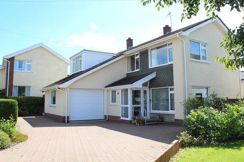 4 bedroom detached house for sale - Havergal Close, Caswell, Swansea, City & County Of Swansea. SA3 4RL