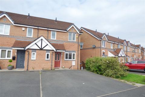 3 bedroom end of terrace house for sale - Lorton Close, Middleton, Manchester, Greater Manchester, M24