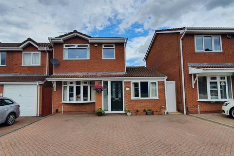 4 bedroom detached house for sale - Abbeyfield Road, Wolverhampton, West Midlands, WV10