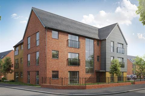 1 bedroom flat for sale - Plot 50, Apartments at Sandfield Walk, Sandfield Road NG7