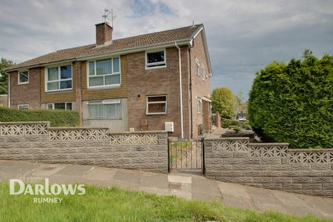 2 bedroom flat for sale - Witla Court Road, Cardiff