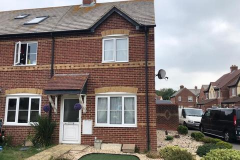 2 bedroom end of terrace house for sale - Douglas Road, Weymouth
