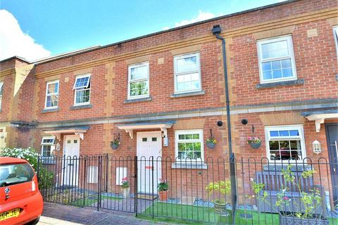 2 bedroom terraced house for sale - St Georges Drive, Bournemouth, Dorset, BH11 8NX