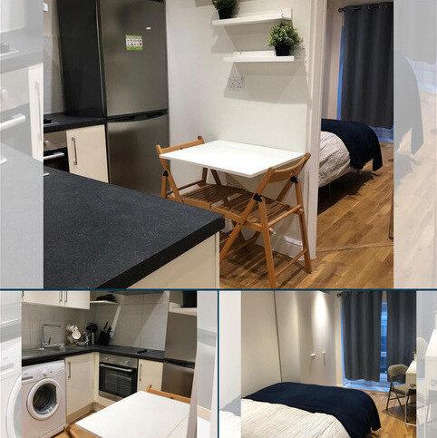 Studio to rent - Chalton Street, Euston, London, NW1