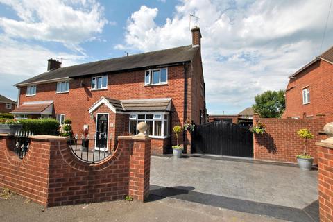 5 bedroom semi-detached house - Melville Crescent, Brimington, Chesterfield, S43 1PZ