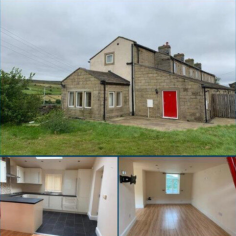 1 bedroom terraced house to rent - Denholme Road, Oxenhope BD22