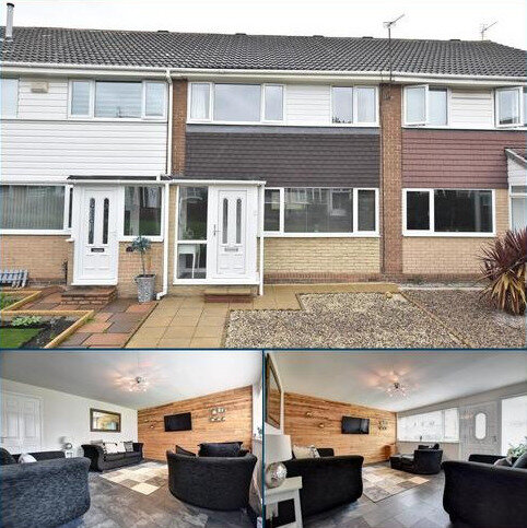 3 bedroom terraced house to rent - Fairlands East, Fulwell