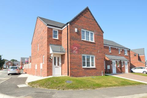 3 bedroom detached house for sale - Lysander Place, Shirewood Gardens, Woodhouse