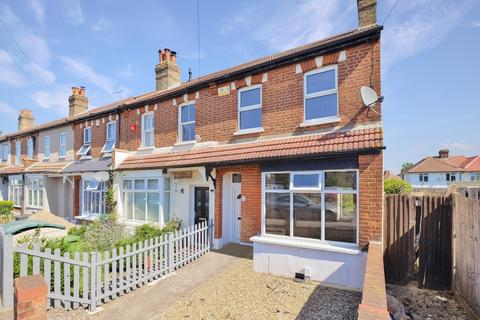 2 bedroom end of terrace house for sale - Perry Hall Road, Orpington
