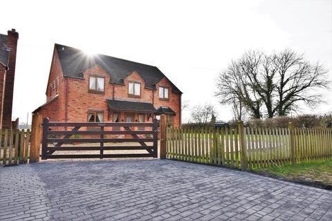 5 bedroom detached house for sale - Breach Lane, Foston