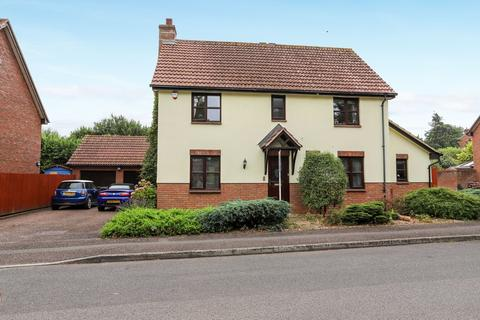 4 bedroom detached house for sale - Monkerton Drive, Exeter
