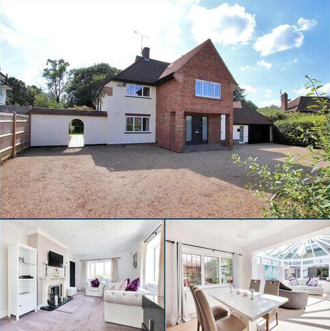 5 bedroom detached house for sale - Garth Road, Sevenoaks, Kent, TN13