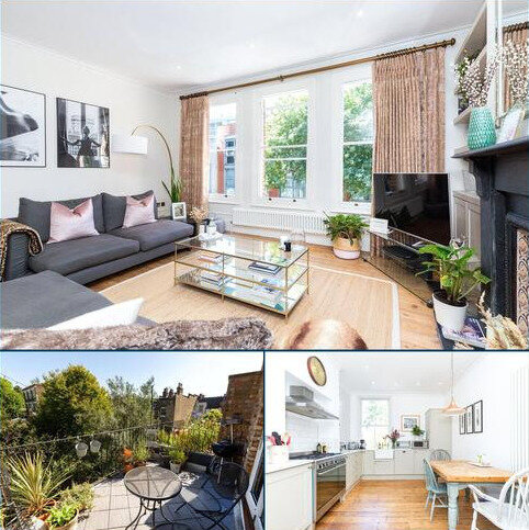 3 bedroom maisonette to rent - Calabria Road, Highbury, London, N5
