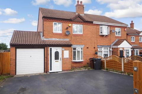 3 bedroom semi-detached house for sale - Lark Meadow Drive, Kingshurst, Birmingham