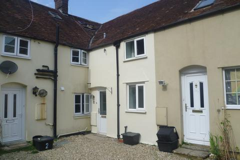 2 bedroom terraced house to rent - Vicarage Mews, Warminster