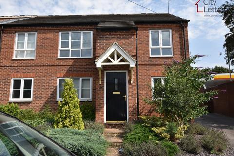 2 bedroom maisonette to rent - Olga Road, Thorneywood