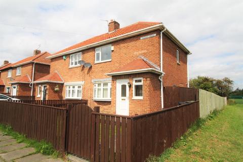 2 bedroom semi-detached house to rent - Dudley Drive, Dudley, Cramlington