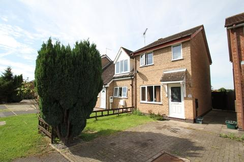 2 bedroom semi-detached house to rent - Best Close, Wigston