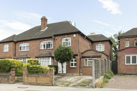 5 bedroom semi-detached house - Woodberry Grove, London, N4