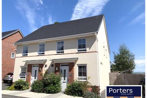 2 bedroom semi-detached house for sale - Pen Y Berllan Bridgend CF31 4QQ