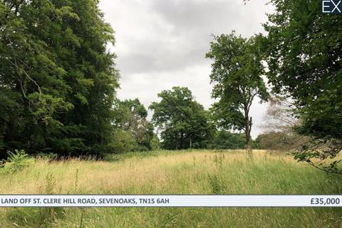Land for sale - St. Clere Hill Road, Sevenoaks