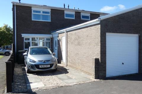3 bedroom semi-detached house for sale - Broomlee Road, Killingworth