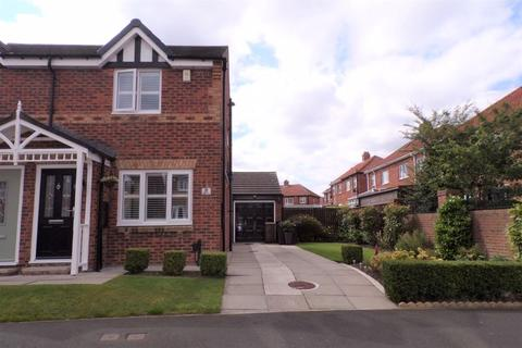 2 bedroom semi-detached house for sale - The Wynd, Forest Hall, Newcastle Upon Tyne