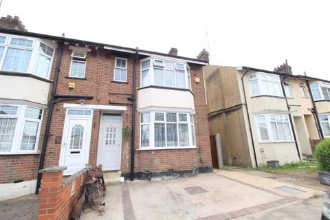 3 bedroom end of terrace house for sale - St. Augustine Avenue, Luton