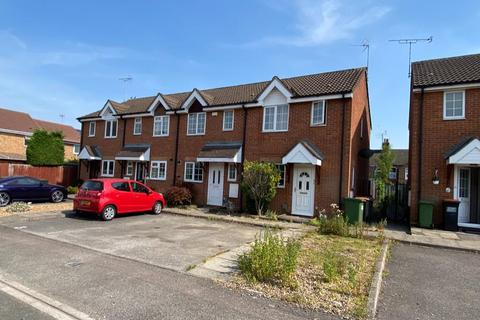2 bedroom terraced house for sale - Falcon Close, Dunstable