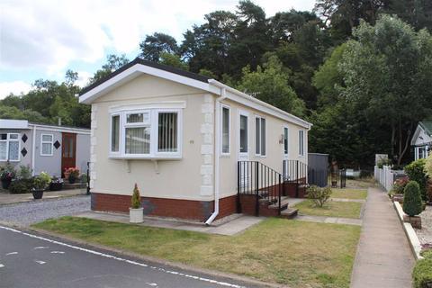 2 bedroom park home for sale - Kinverdale Park, Kingsford Lane, Kidderminster