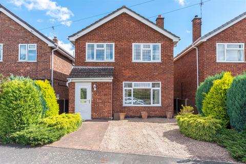 3 bedroom detached house for sale - Brookside Place, Sheepy Magna
