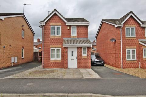 3 bedroom detached house for sale - Boxwood Gardens, St Helens, WA9