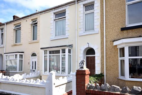 3 bedroom terraced house for sale - St. Helens Avenue, Swansea