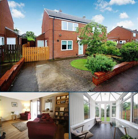 2 bedroom semi-detached house to rent - Bywell Avenue, South Denton, Newcastle