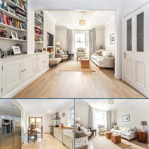 4 bedroom terraced house for sale - Lysia Street, Fulham, London, SW6