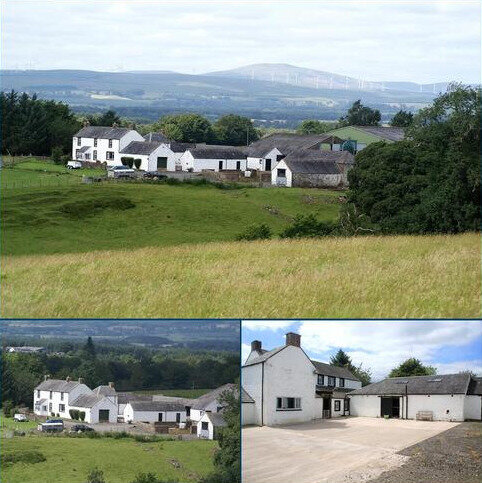Farm to rent - Uppercleuch, Lockerbie, Dumfries and Galloway, DG11