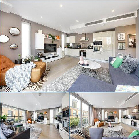 3 bedroom flat for sale - Hepworth Court, 30 Gatliff Road, London, SW1W