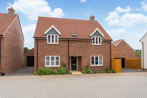 4 bedroom detached house for sale - Murdoch Place, Botley, Oxford