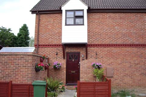 1 bedroom semi-detached house to rent - Mallowdale, Bracknell, BerkshIre, RG12