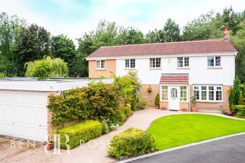 5 bedroom detached house for sale - Long Croft Meadow, Chorley