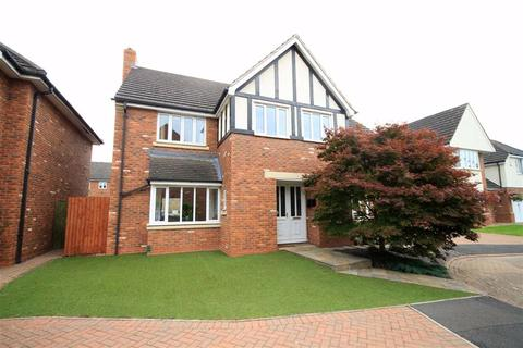 5 bedroom detached house for sale - Hodgkin Close, Nantwich, Cheshire