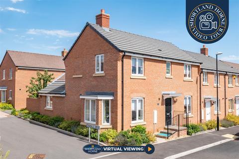 3 bedroom semi-detached house for sale - Signals Drive, Stoke Village, Coventry, CV3 1QT