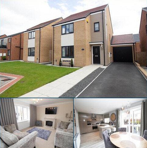 3 bedroom detached house for sale - Edge Way, Wallsend