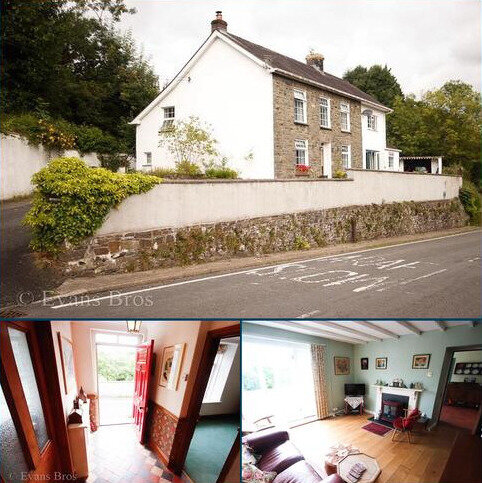 5 bedroom house for sale - Bronwydd, Nr Carmarthen