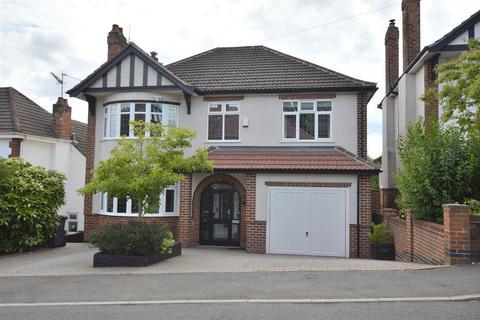 4 bedroom detached house for sale - Devonshire Avenue, Allestree, Derby